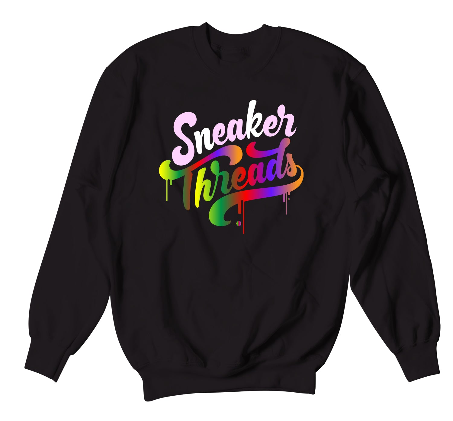 Jordan 1 Balvin Sweater -  ST Drip - Black