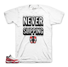 Jordan 11 fire red IE shirts match | Sneaker shirts official.