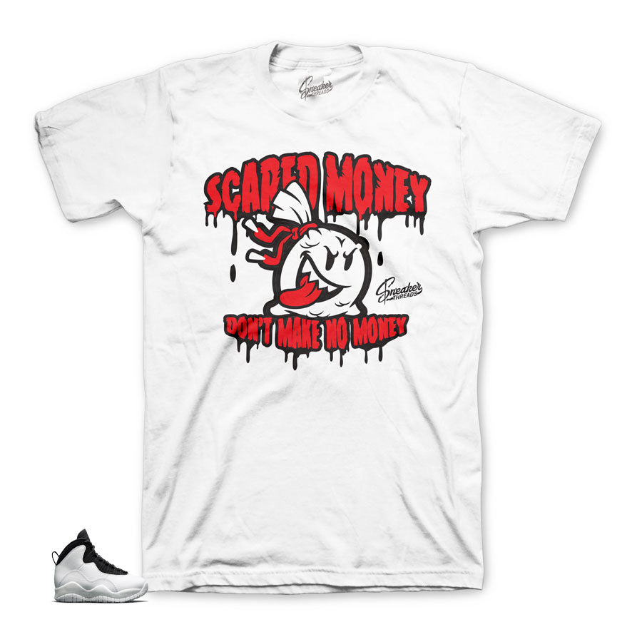 Jordan 10 i'm back sneaker tees | Sneaker threads shirts.
