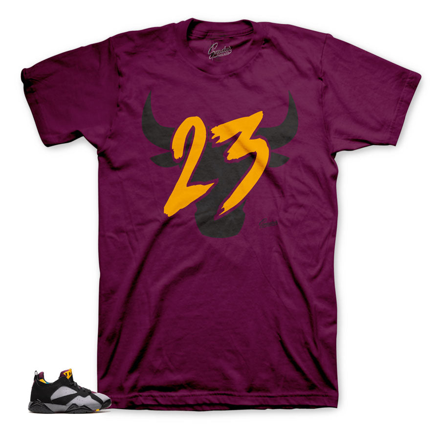 Toro 23 Shirts to match Bordeaux 7's