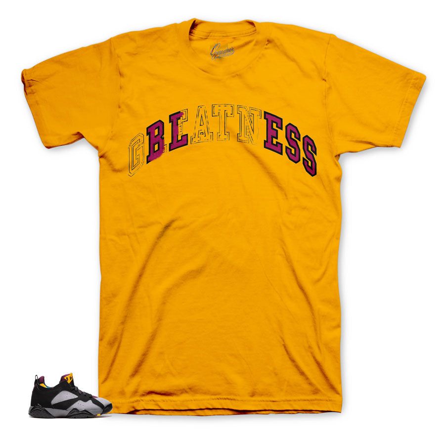 Stitched Bless Shirt like drake for Low Bordeaux 7's