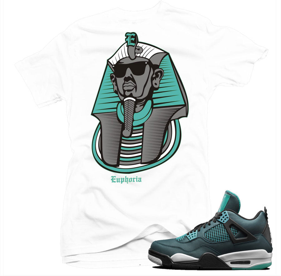 9a8aa176a0ad Shirts match jordan retro 4 teal sneaker teal 4 fresh shirts.