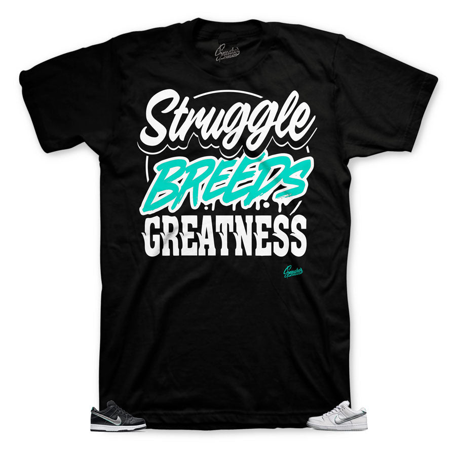 Diamond Dunk SB Struggle Breeds tee