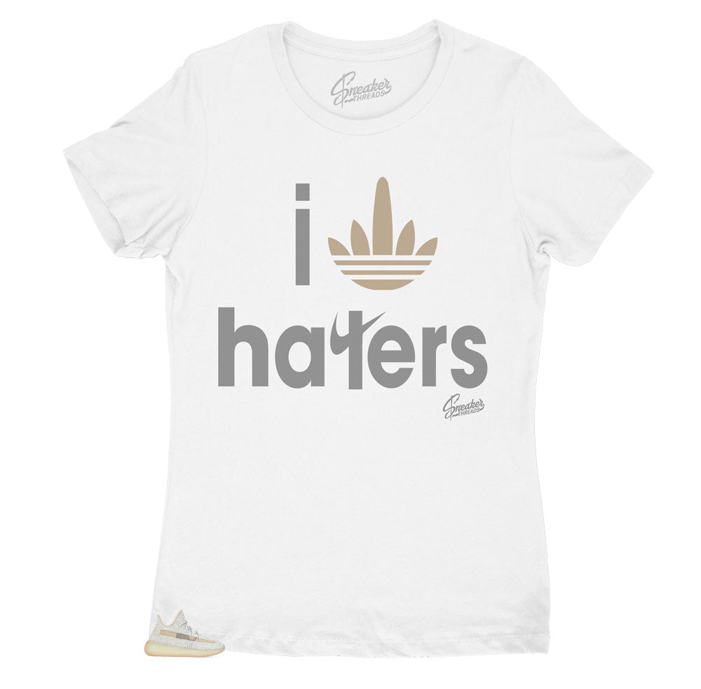 Yeezy Lundmark Haters shirt for women