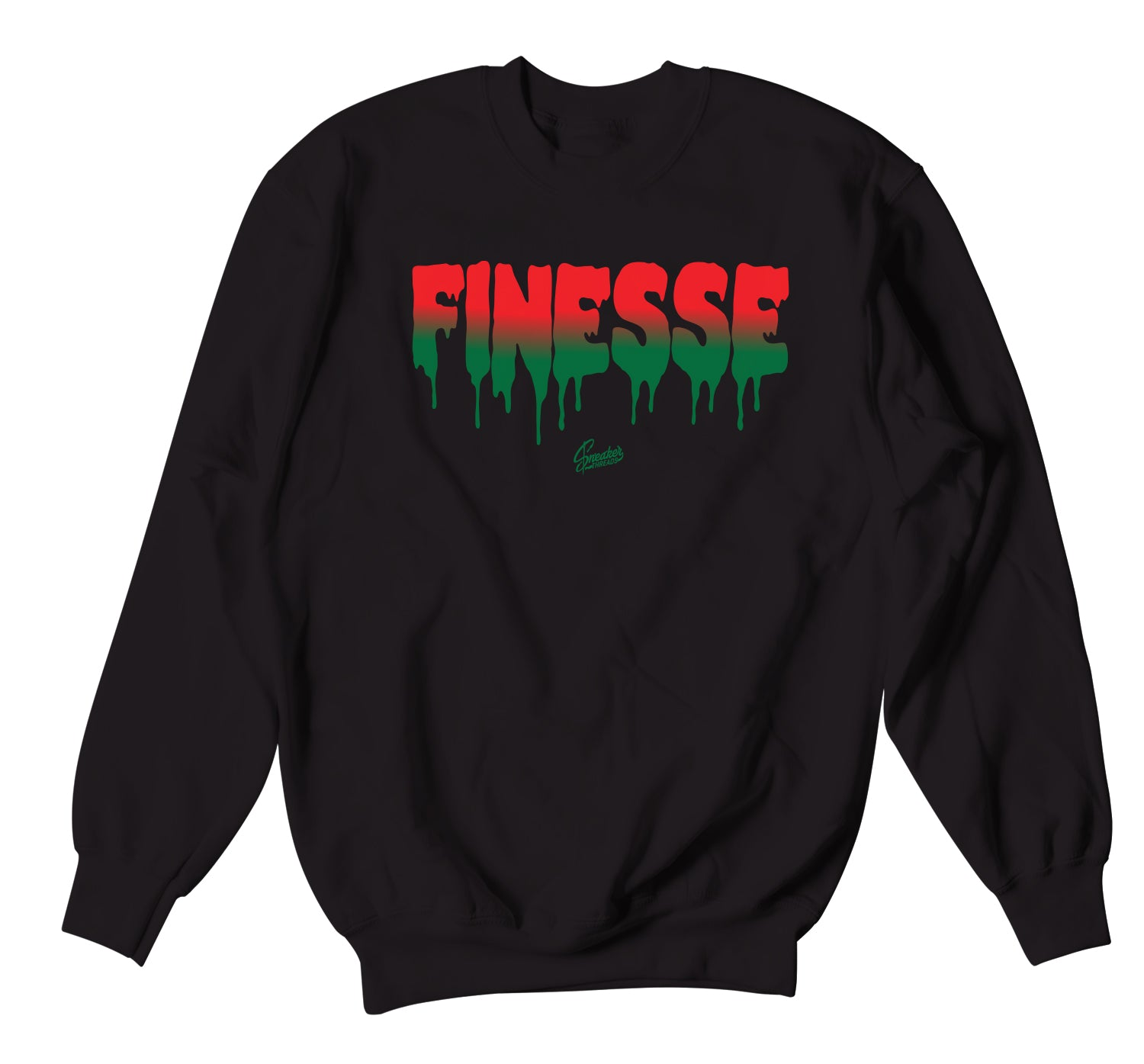 Air Max Duck Camo Sweater - Finesse - Black