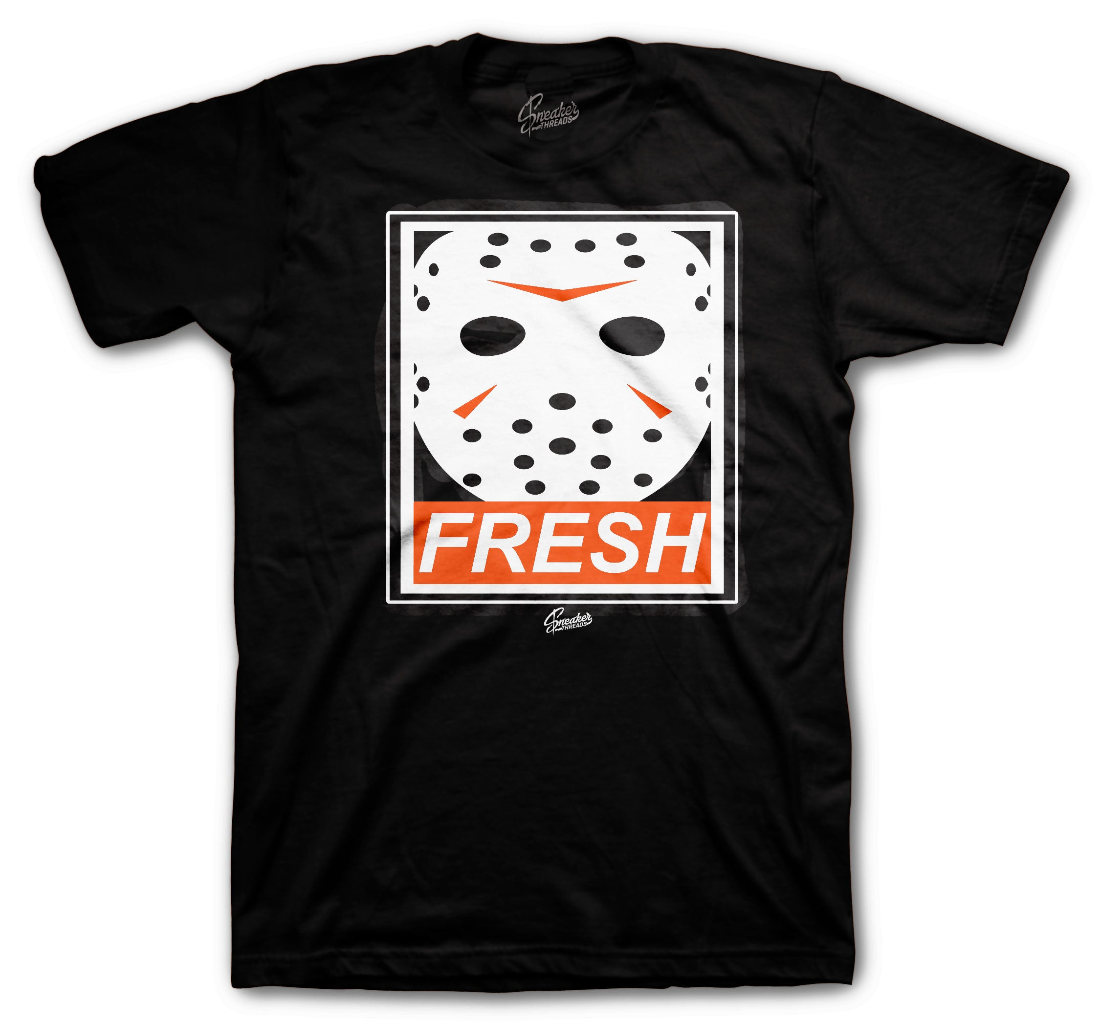 Halloween cool shirts to match Foams Shattered Backboard sneakers