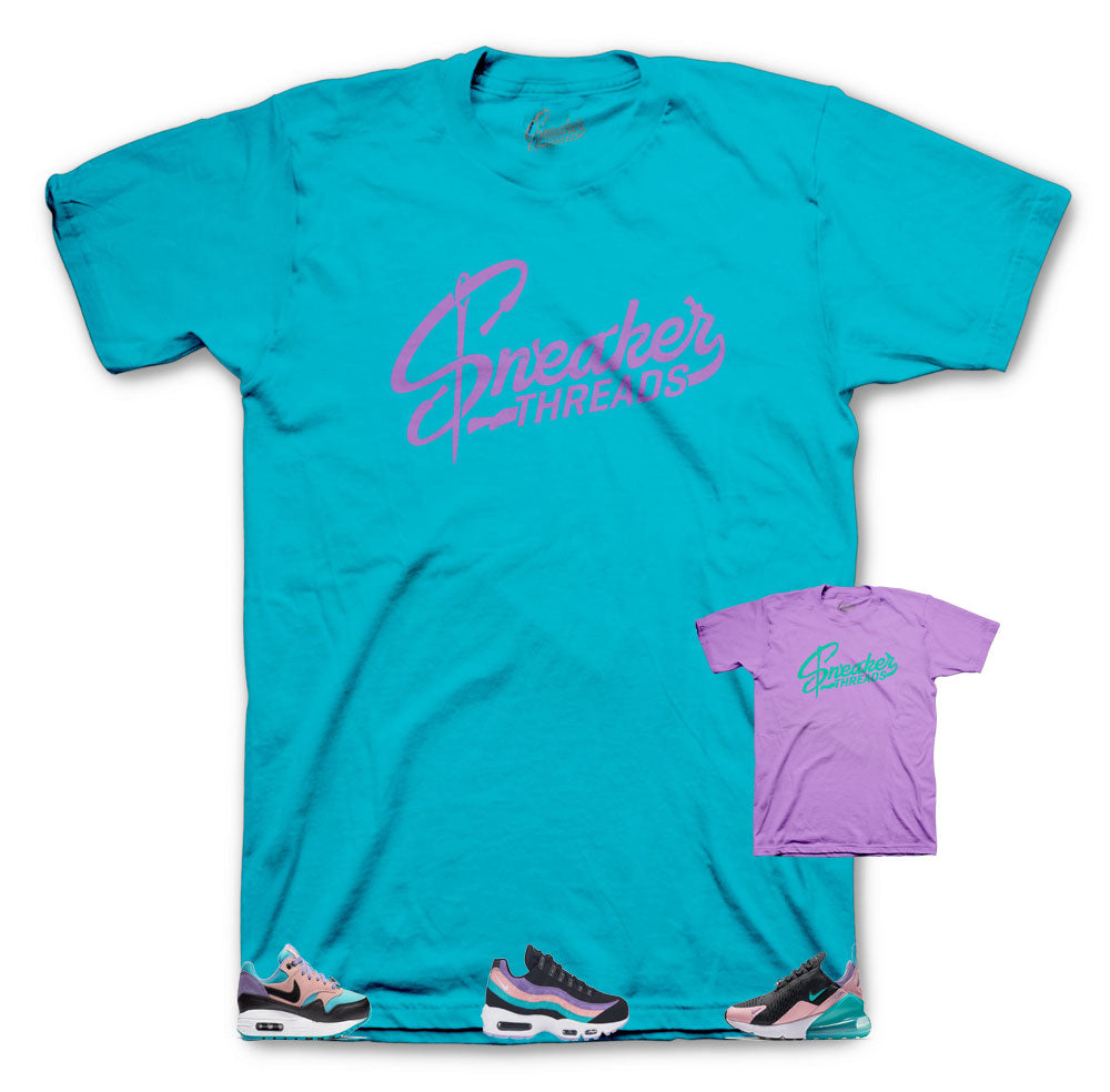 the best attitude 8e40b 9bb33 Nike air Max sneaker collection have a nice day matching shirt designed to  match the nike