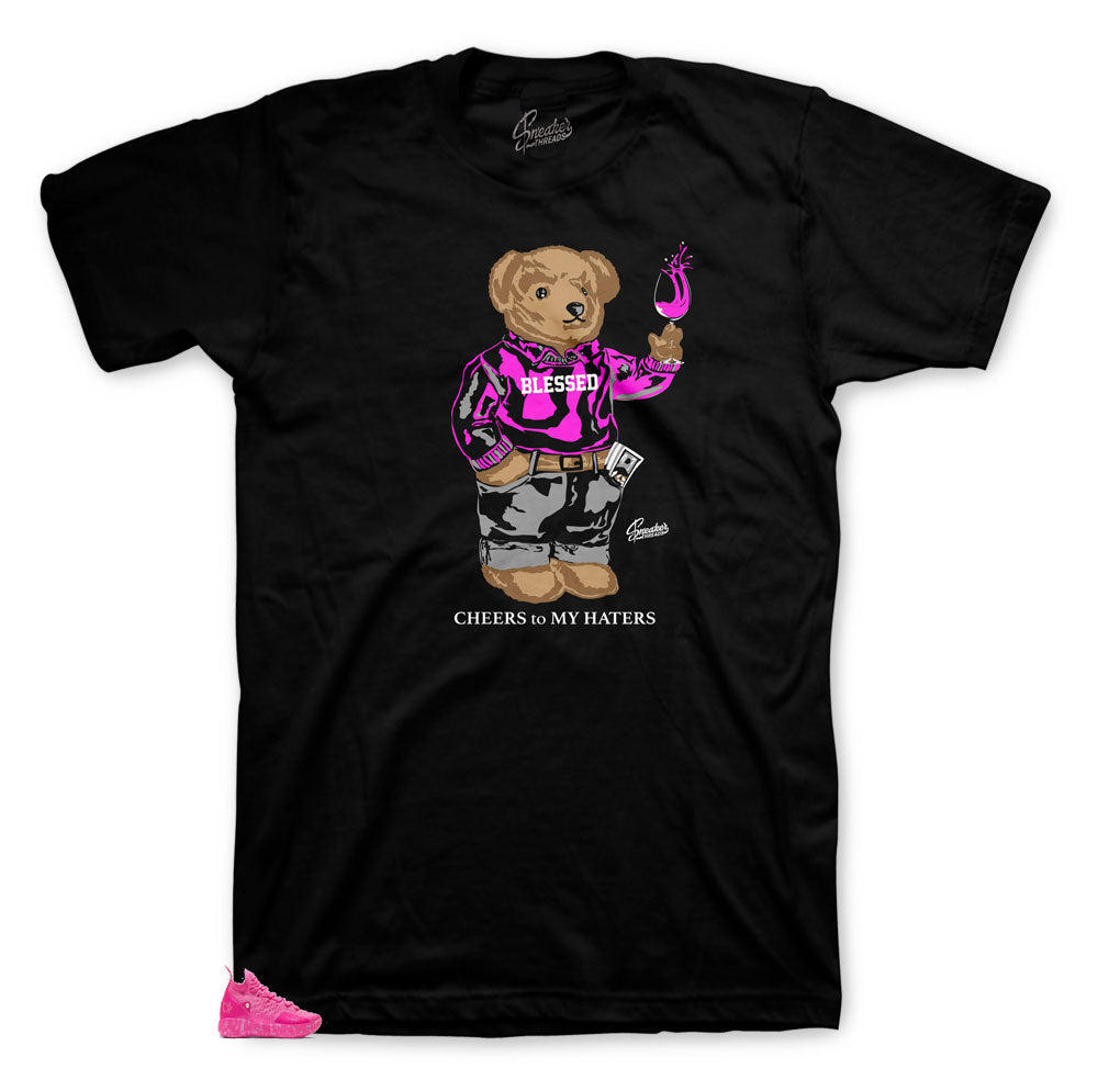 c0b56ce0f2be Sneaker KD 11s Aunt pearl has matching tee shirt designed to match ...