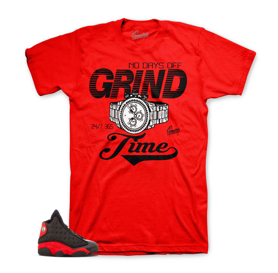 Bred 13 sneaker tees | Sneaker match shirts and tees.