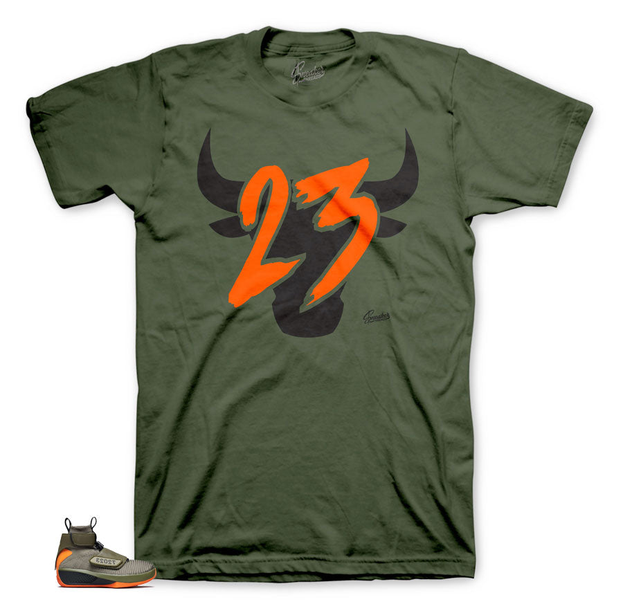 Jordan XX 20 flyknit sneaker tees match retro 20 shoes.