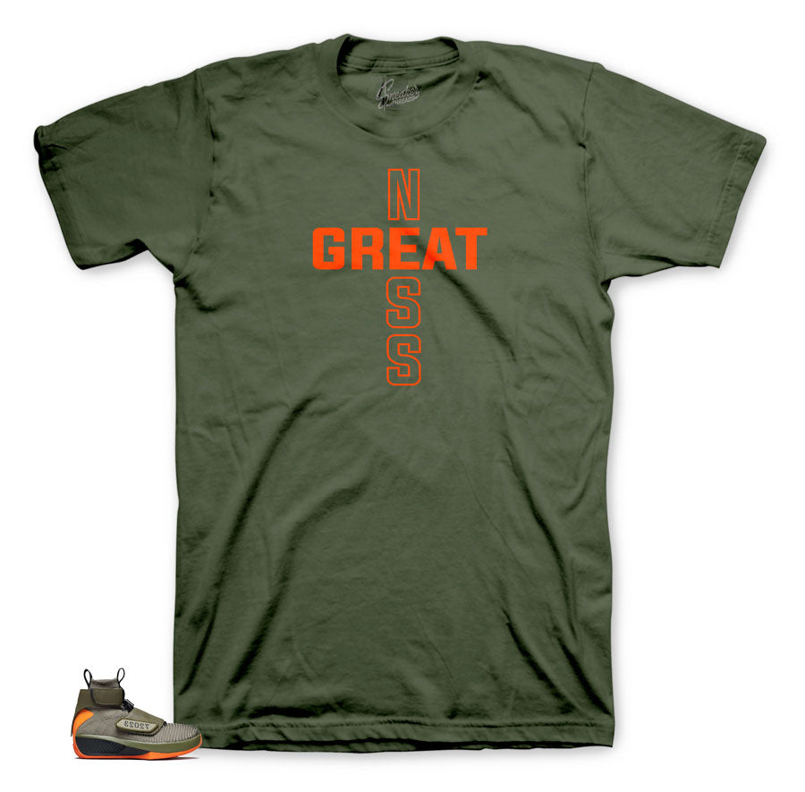 Jordan 20 Flyknit Greatness shirt
