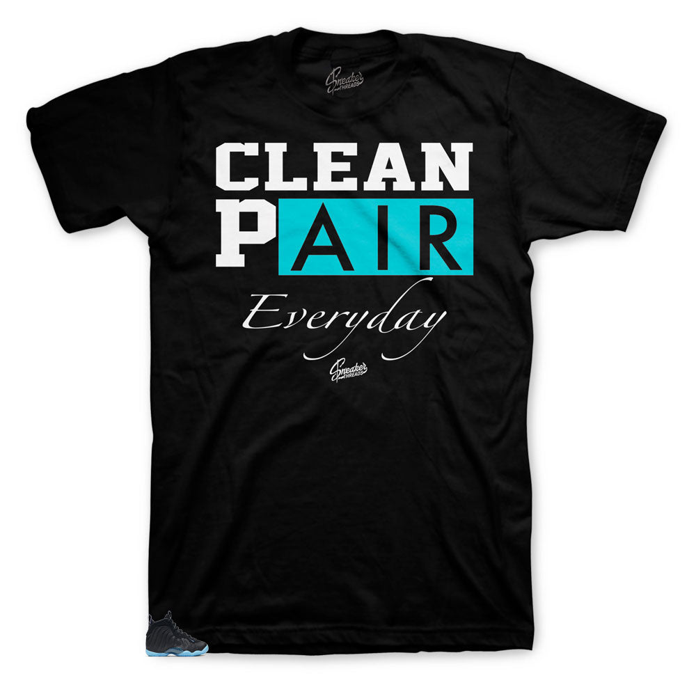 Foam Lil Hornet Everyday clean shirts to match perfect with shoes