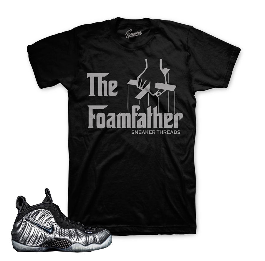 Foam silver surfer tees | Foamposite official clothing