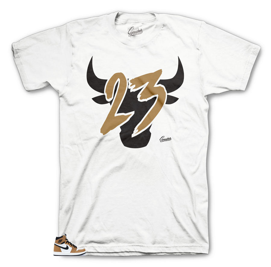 Jordan 1  rookie of the year official matching tees.