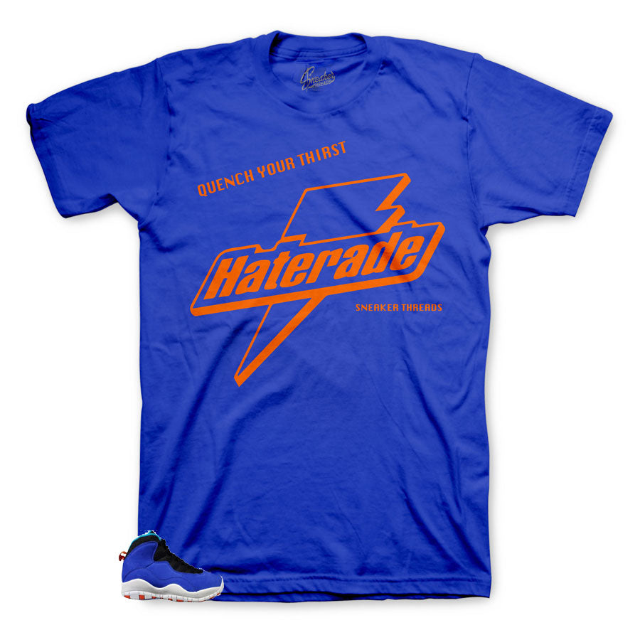 Haterade perfect shirt for Tinker Huarache 10's