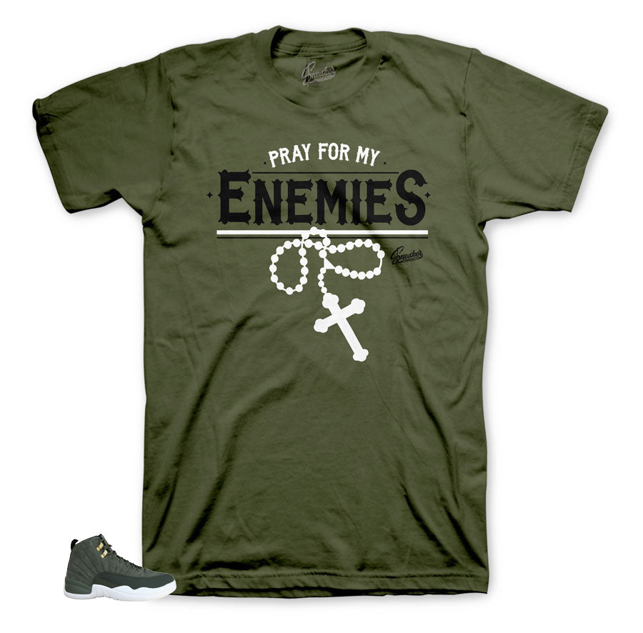 Enemies Dope Shirt to match Jordan 12 Cp3
