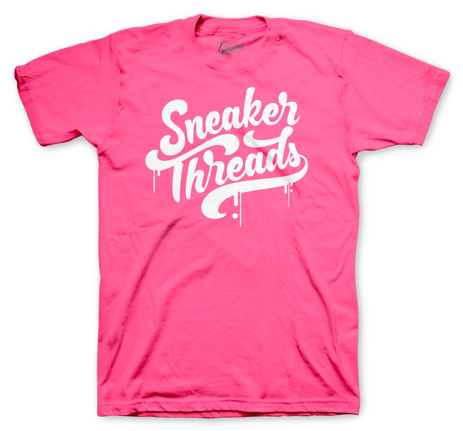Jordan 12 Ice Cream Shirt - ST Drip - Pink