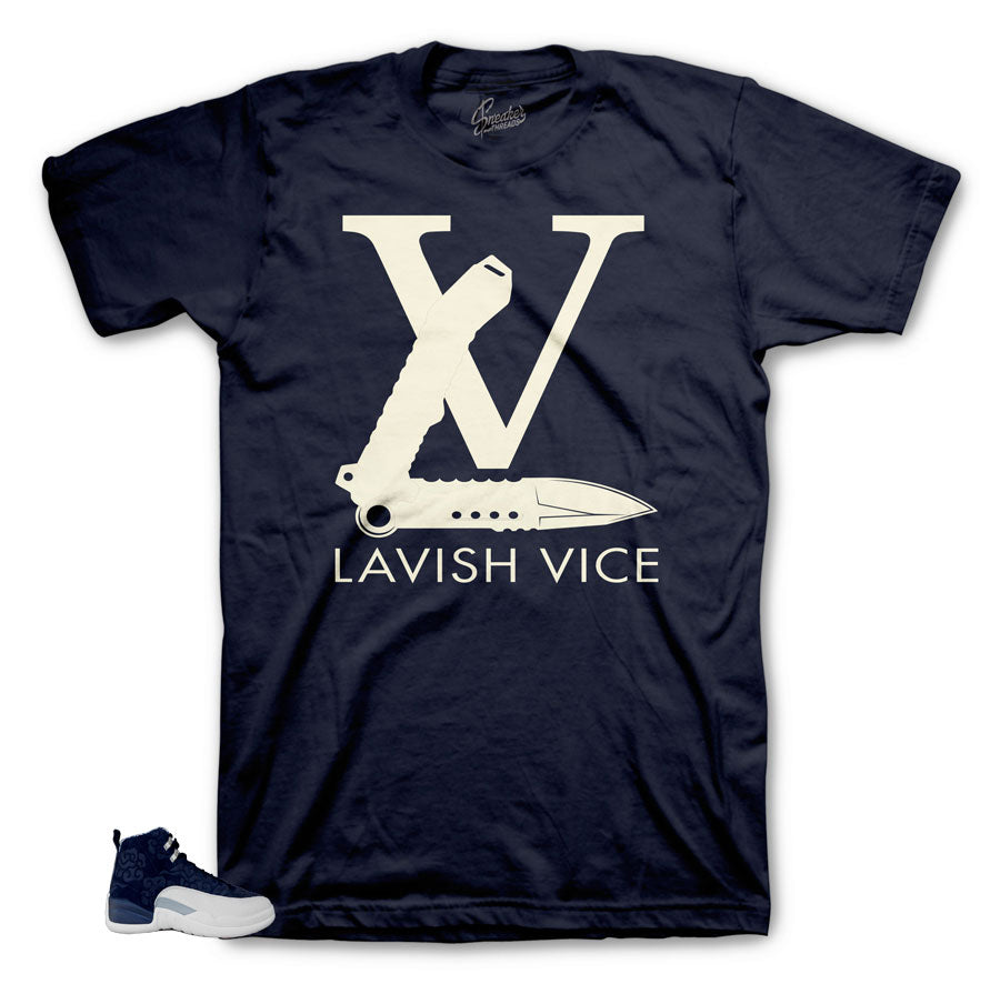 Lavish Tee to match with Jordan 12 Japan Inetrnational