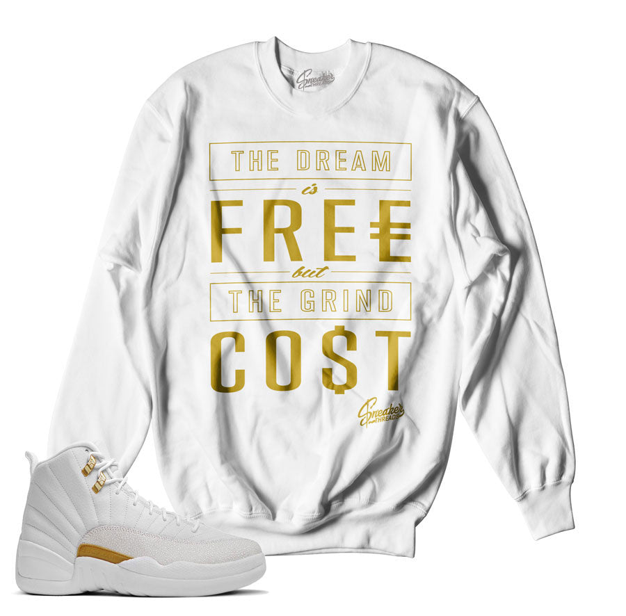 2e013e938211 Ovo jordan 12 sweaters match retro 12 ovo shoes crewnecks.