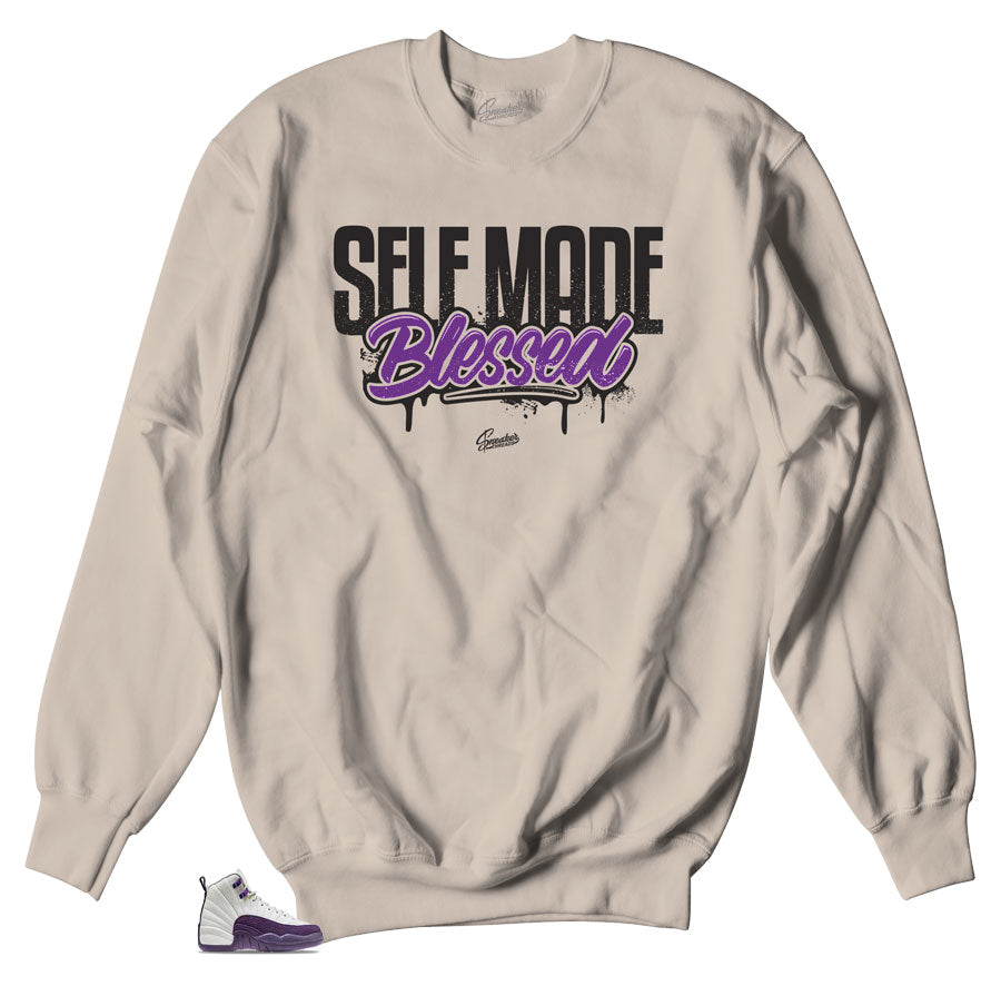 Coolest sweaters to match the Pro Purple 12's