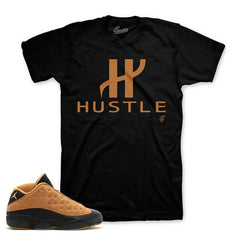 Jordan 13 low chutney tees match sneakers | Sneaker Tees.