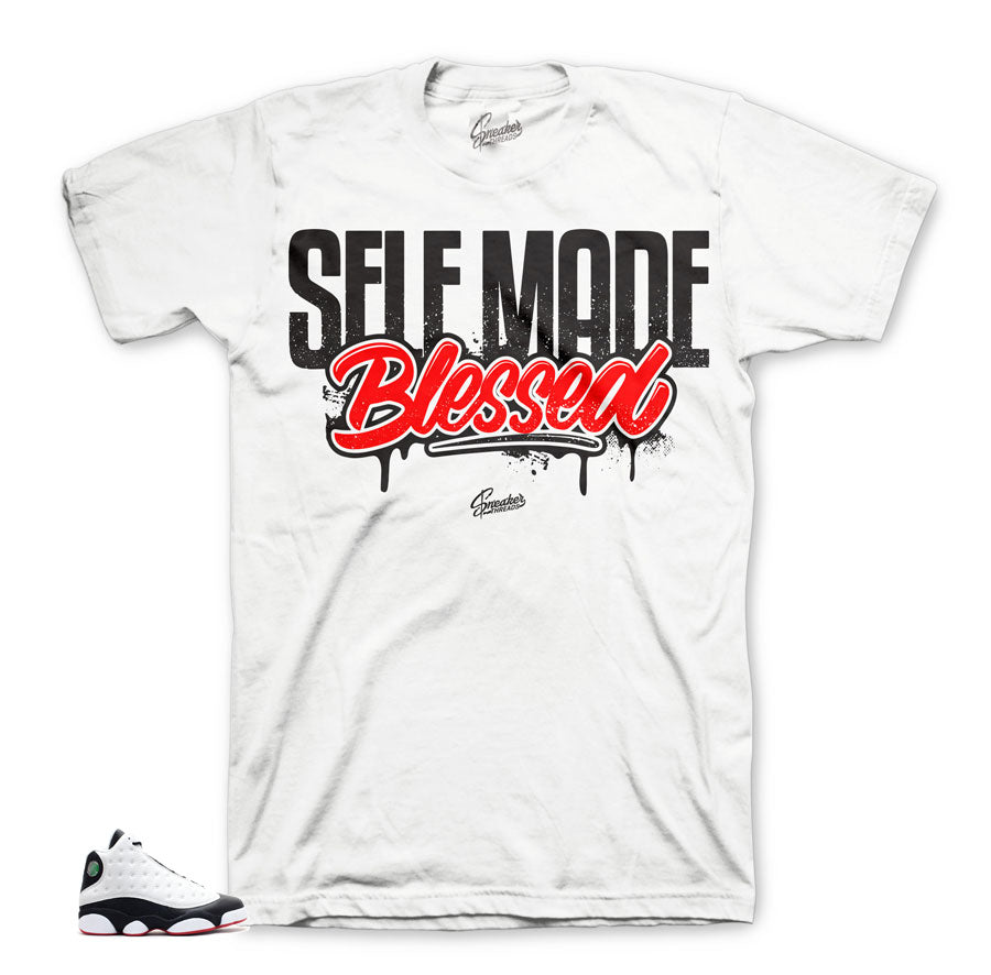 Self Made he Got Game Shirt