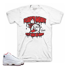 Jordan 13 history of flight shirt mach | sneaker shirts