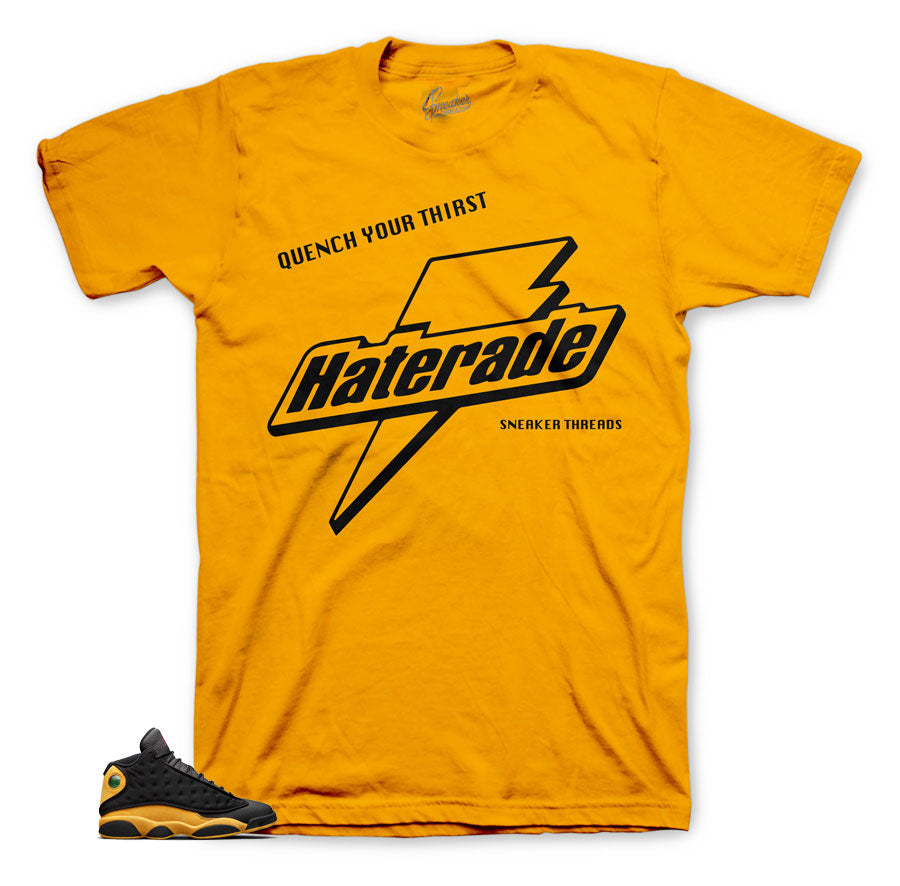 Jordan 13 Class of 2002 Haterade Shirt