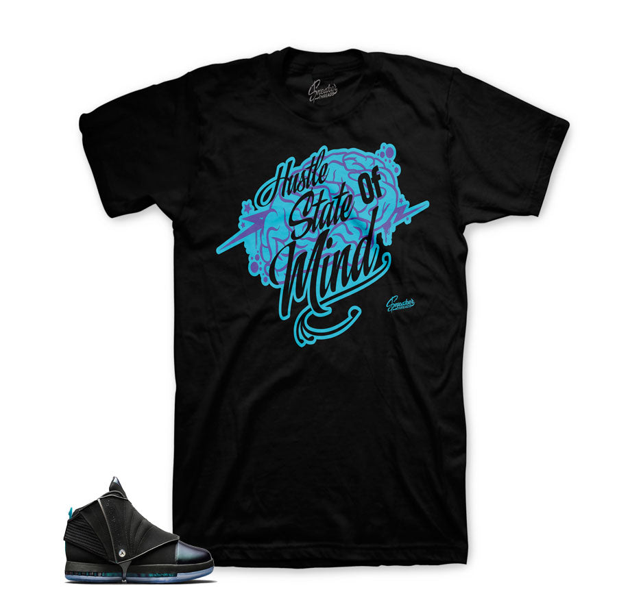 CEO Jordan 16 shirts and tees match shoes | Retro 16 sneaker shirts.