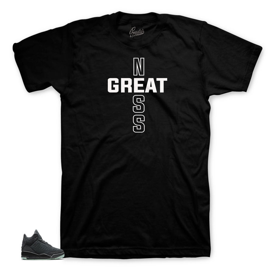 Greatness Legit shirt to match Flyknit 3's