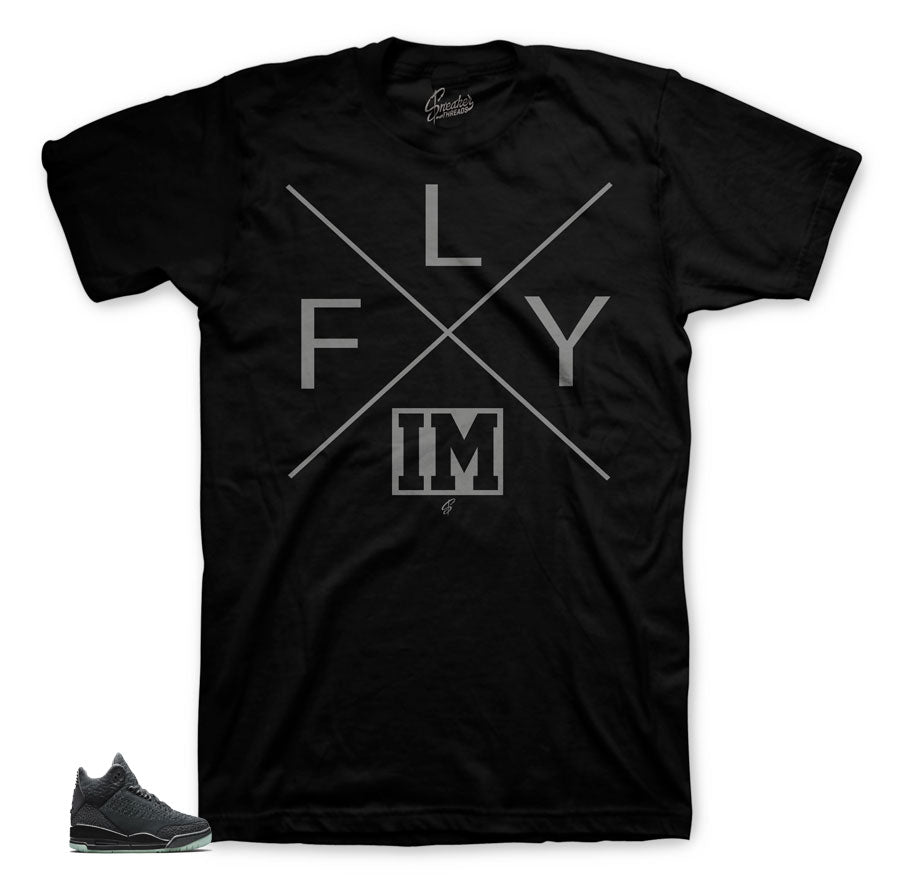 Best Fly shirt to match Flyknit 3's