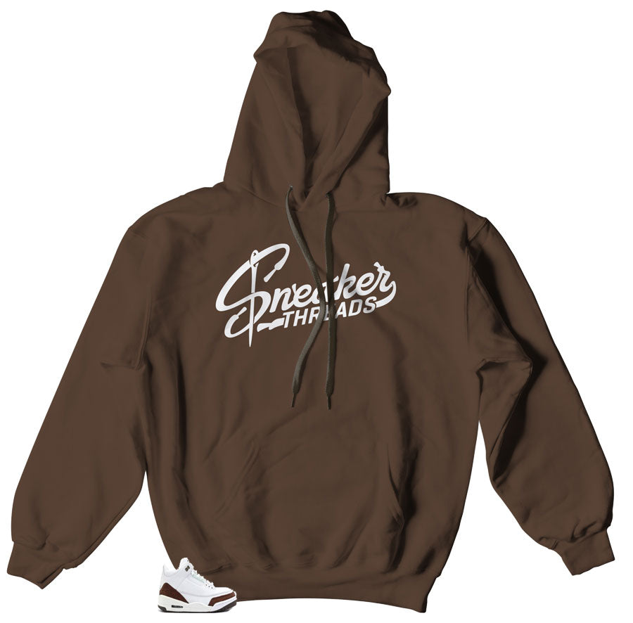 d55b8b132d982a Home Jordan 3 Mocha Hoody - ST Original - Brown. Share