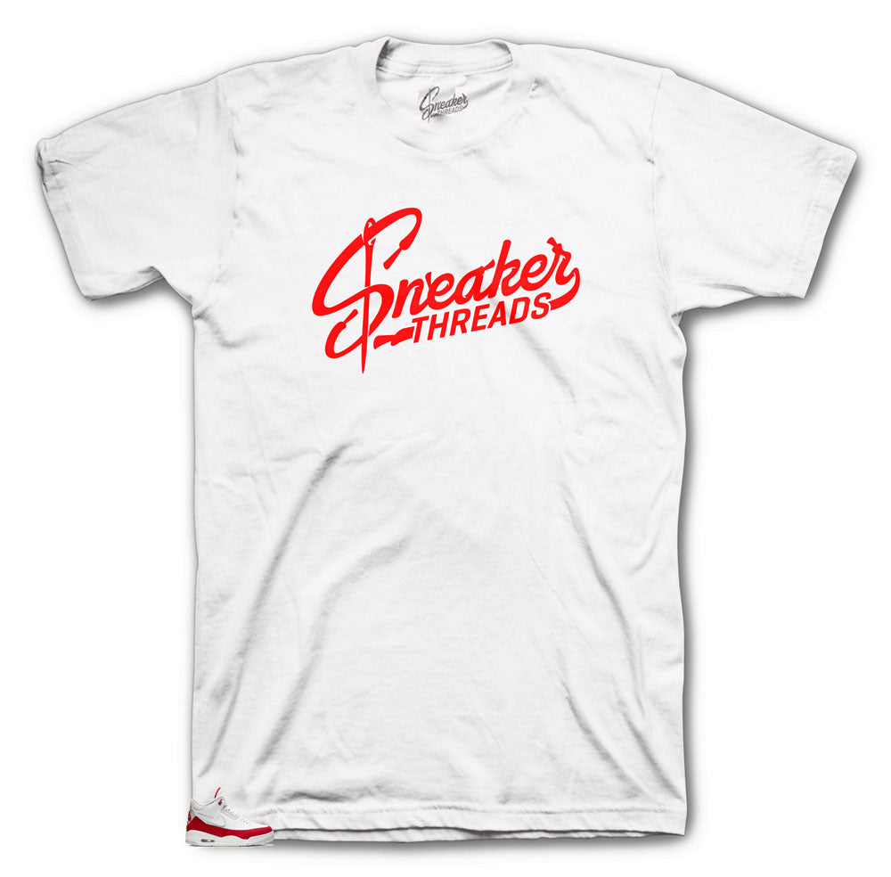 ST Original tees to match Retro Jordan 3 Tinker