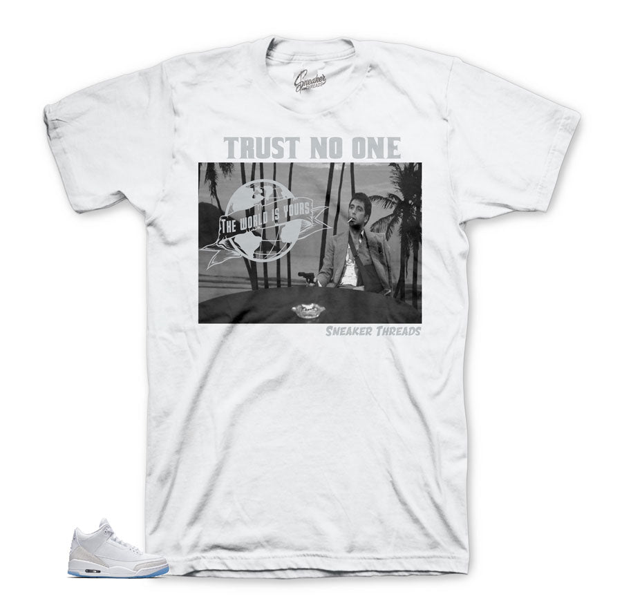 Scarface matching shirt for Pure Money 3's