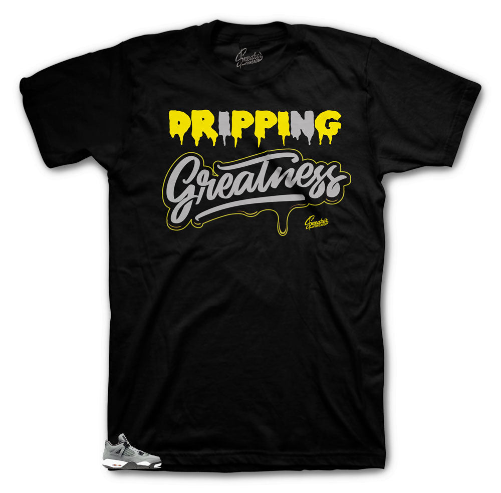 Jordan 6 Dripping Greateness sneaker shirt collection