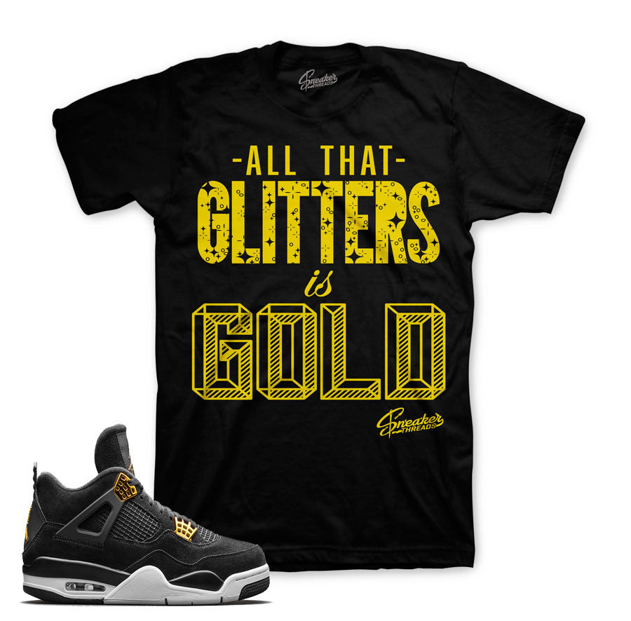 Jordan 4 royalty shirts match shoes | Sneaker Match Tees