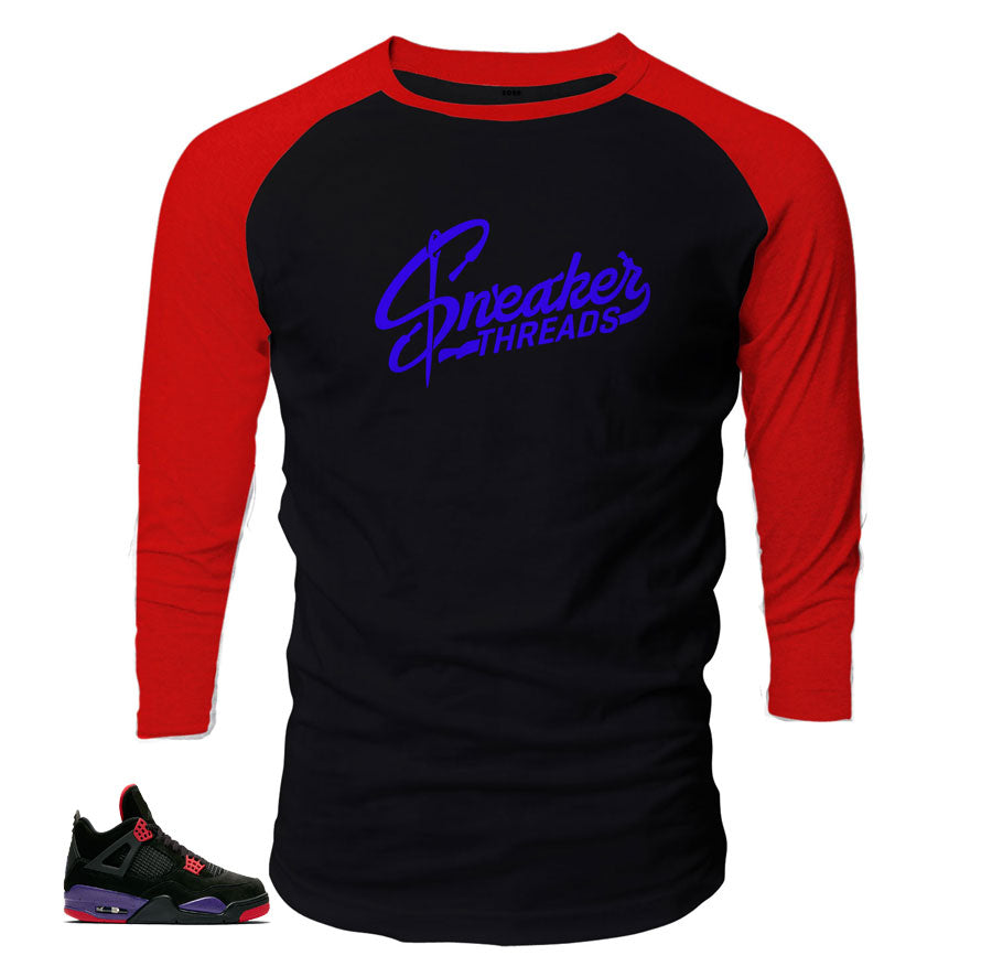 Sneaker tees Match Jordan Retro shoes perfectly.