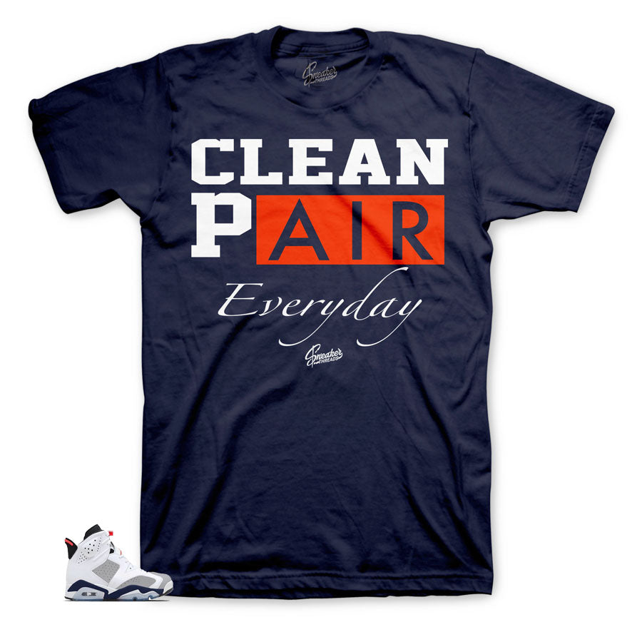 Everyday pair shirt for Tinker 6's