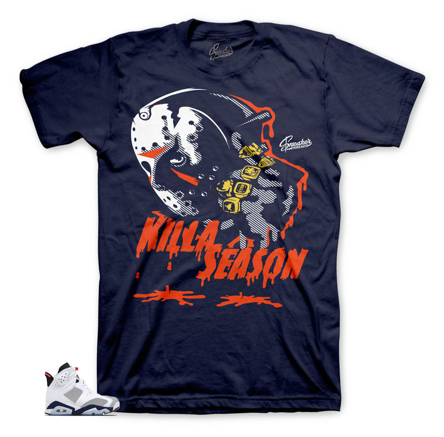 Dope Killa season shirts for Tinker 6's