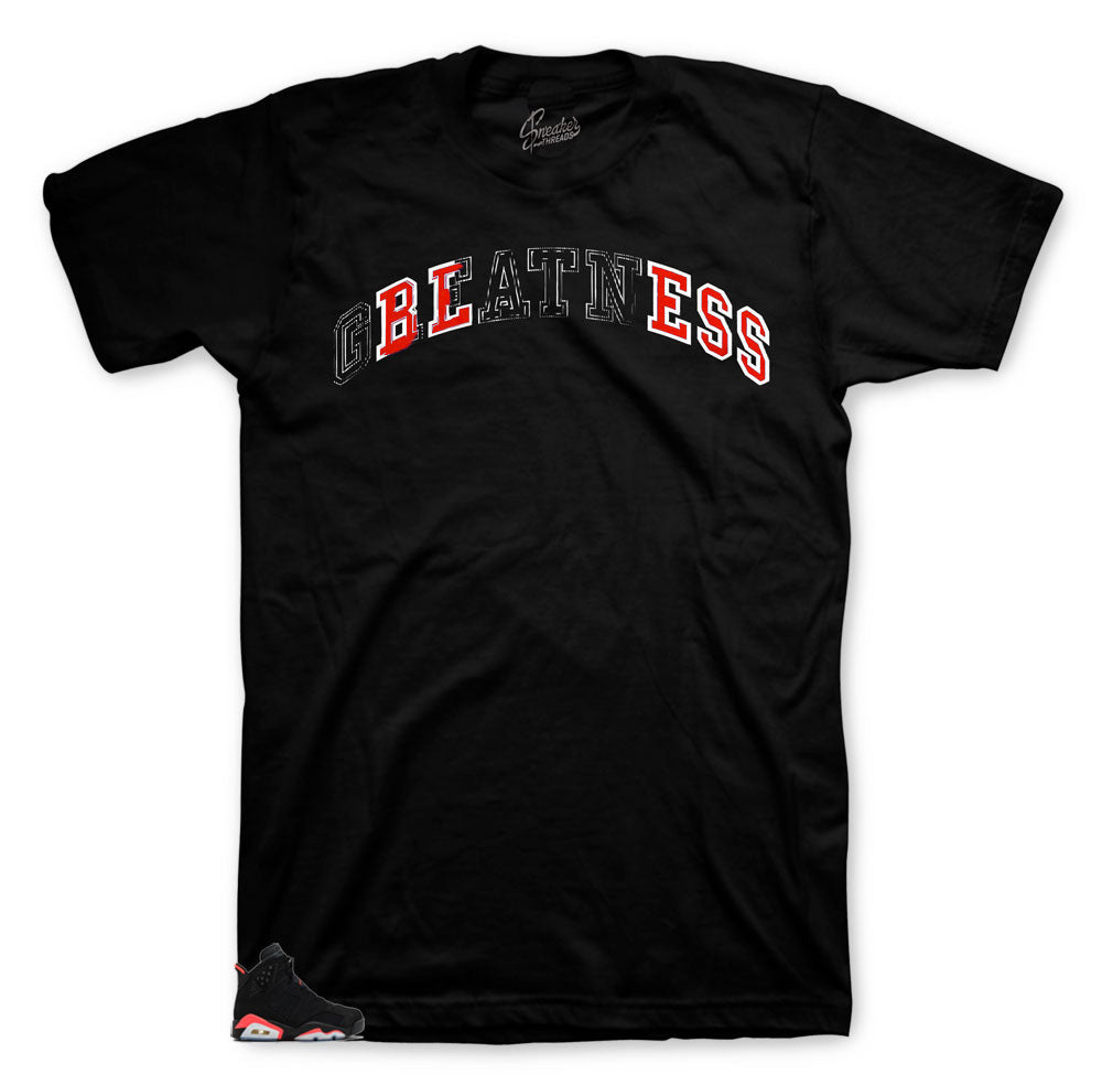 Jordan Infrared Red Stitch best shirt collection