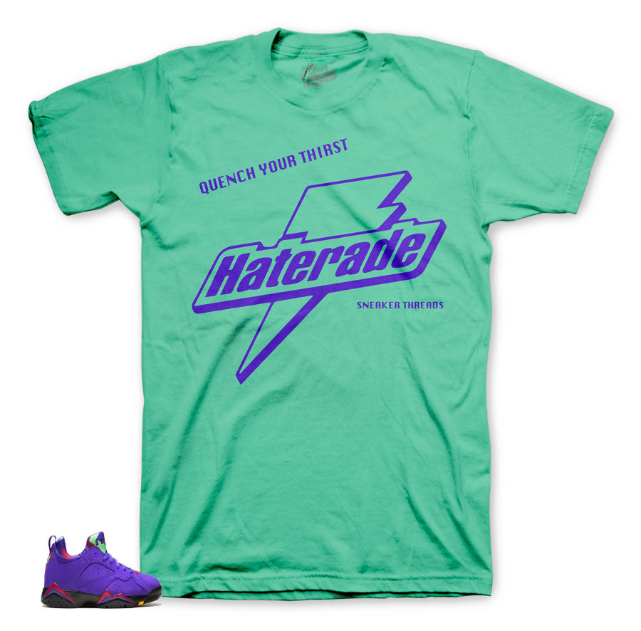 Hater shirt to match Concord Low 7s