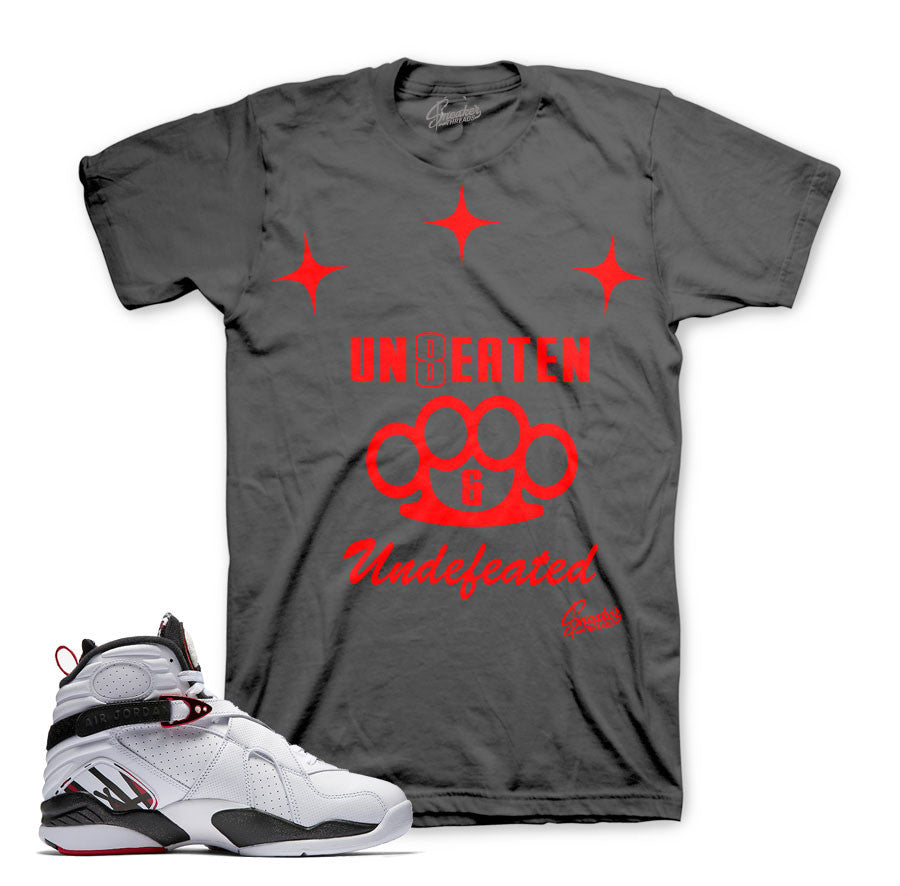 84a0eccddc37af Shirts match jordan 8 alternate shoes. Sneaker tees matching.