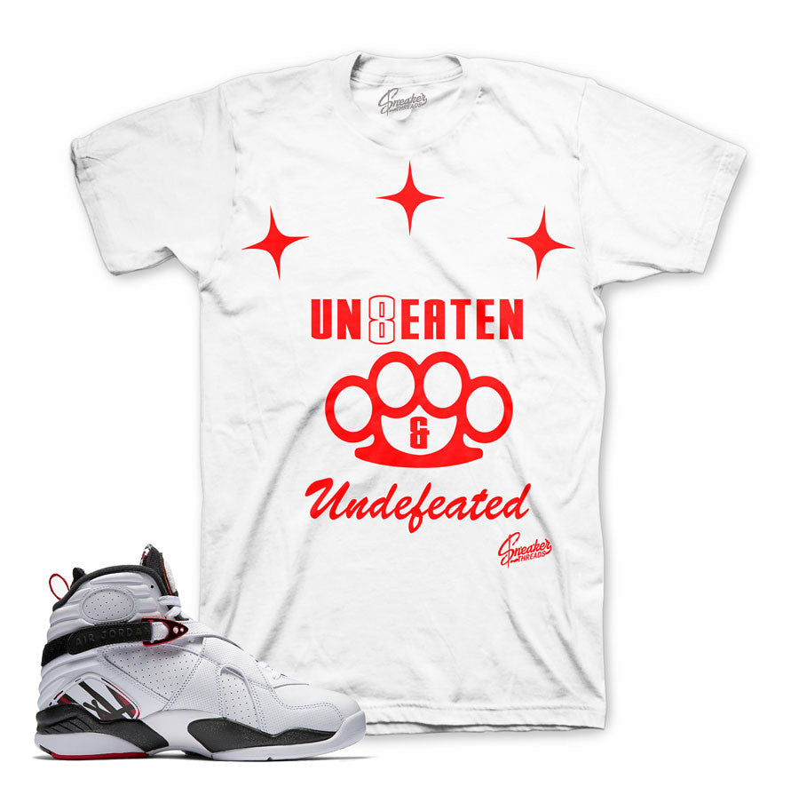 Tees match jordan 8 alternate sneaker. Sneaker tees match.