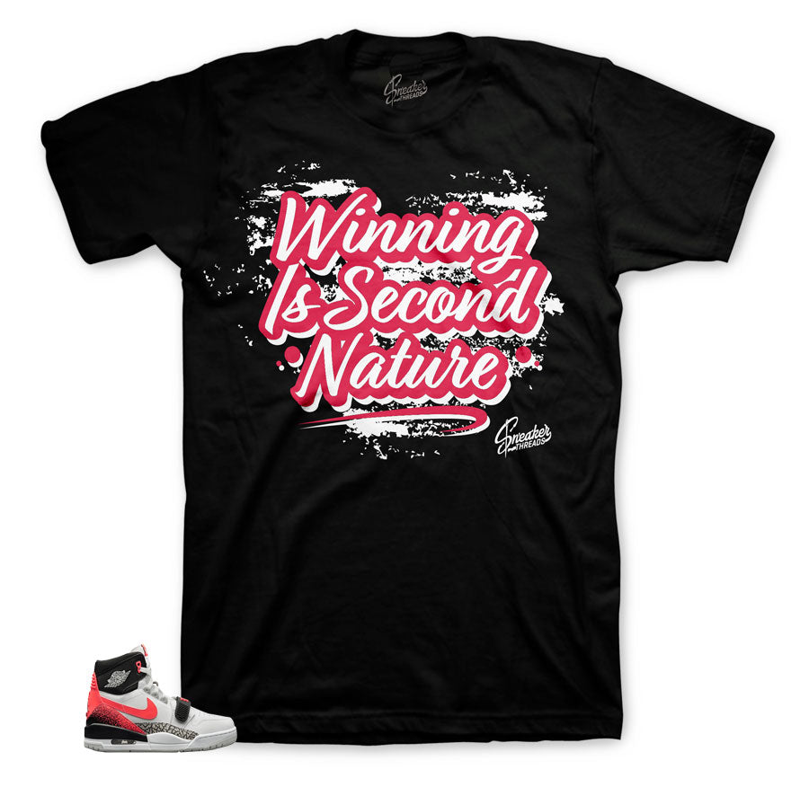 Cool Sneaker Shirts to match Legacy 312 Hot Lava