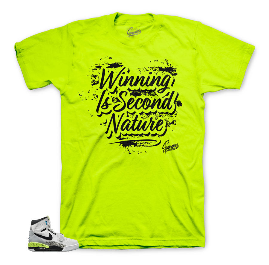 Neon Volt Shirts | Legacy 312 Collection