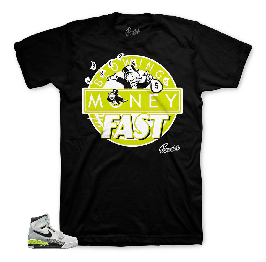 Jordan Legacy 312 Volt Collection | Sneaker tees