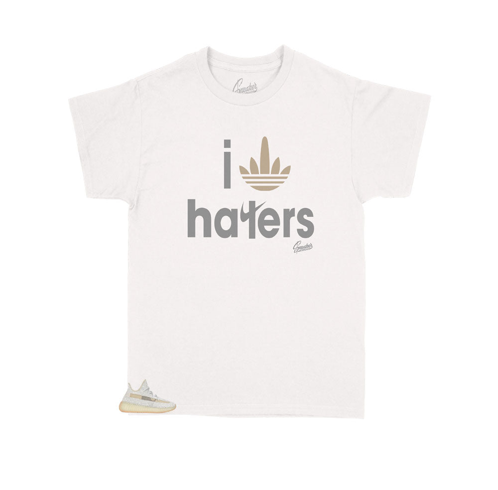 Yeezy Lundmark 350 v2 Haters tee for kids and toddlers