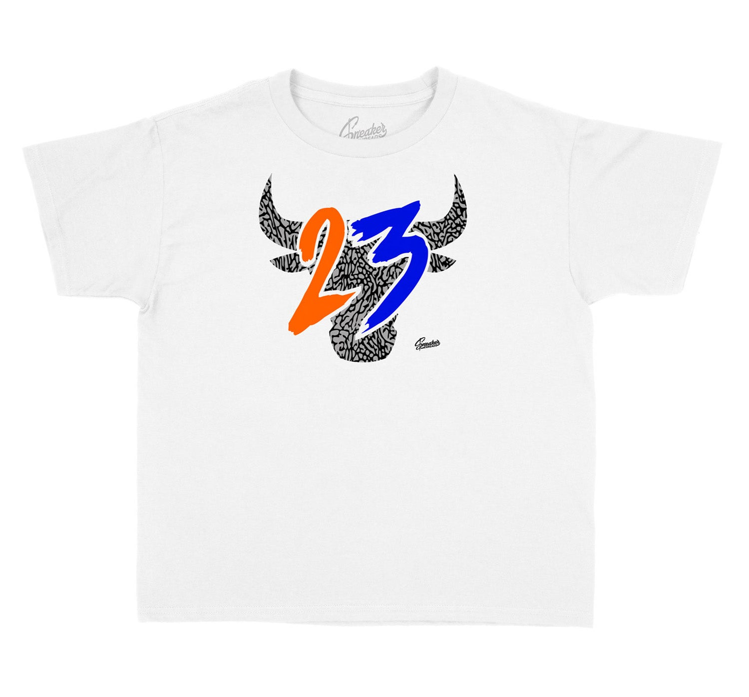 Jordan 3 knick kids sneaker matches kids shirts designed to match perfect