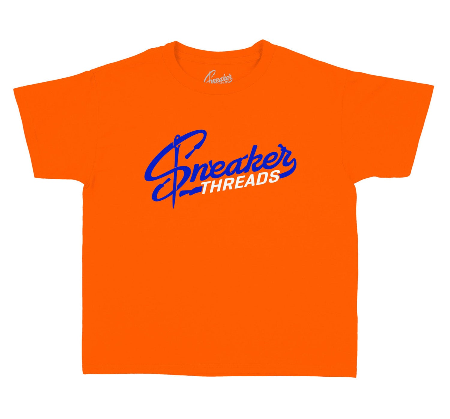 Jordan 3 knicks kids sneaker has matching kids t shirts designed to match perfect with the kids knicks