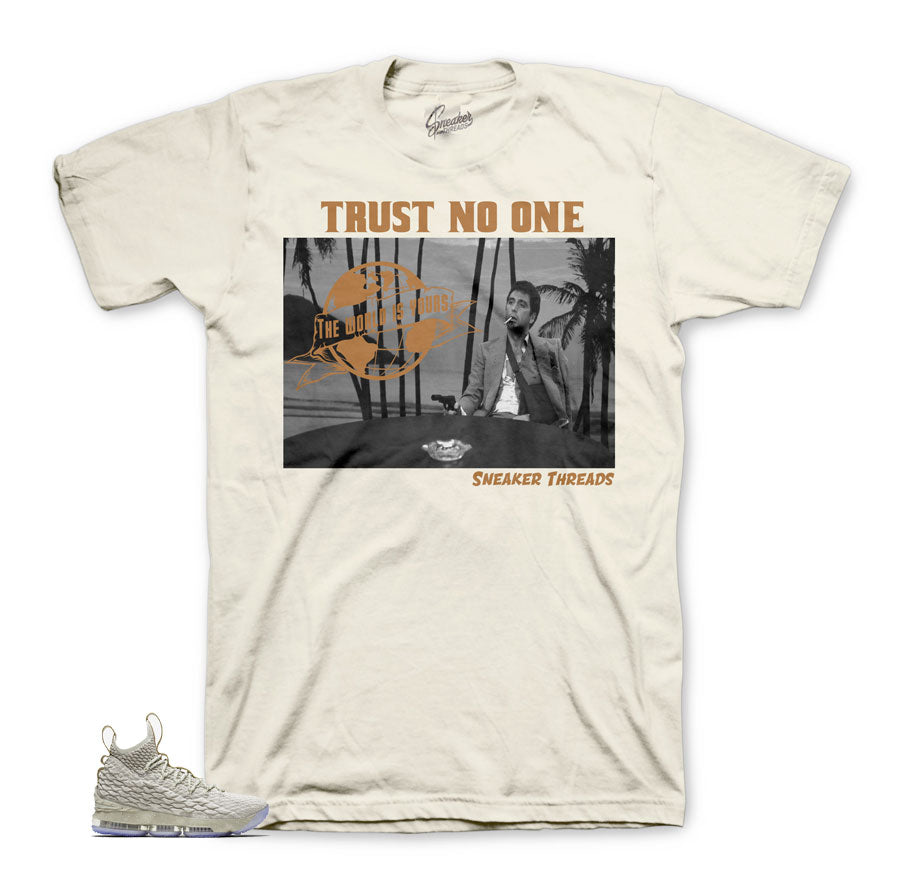 Lebron 15 ghost sneaker tees match | Apparel match lebron 15 ghost.